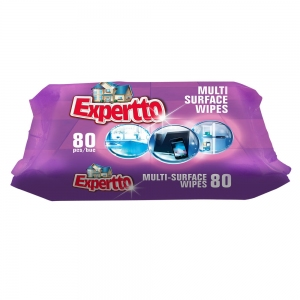 EXPERTTO WET TOWELS MULTI SURFACE