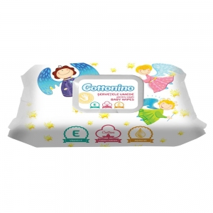 COTTONINO WET WIPES WHITE