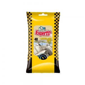 EXPERTTO CAR LEATHER CARE WIPES