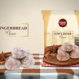 GINGERBREAD CLASSIC