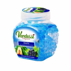VERDESSI LUCHTVERFRISSER MET GEL PARELS FRUITS