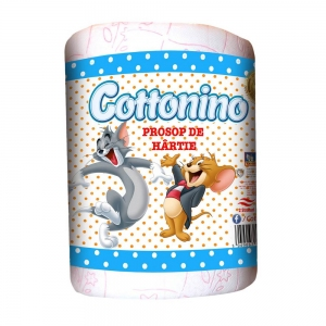 COTTONINO KÜCHENROLLE TOM& JERRY