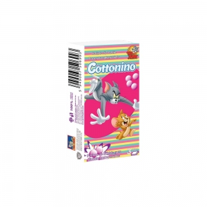 COTTONINO T&J TISSUES BUBBLE GUM