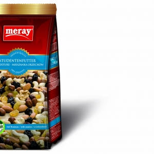 MERAY MIX ALUNE CU STAFIDE 340g