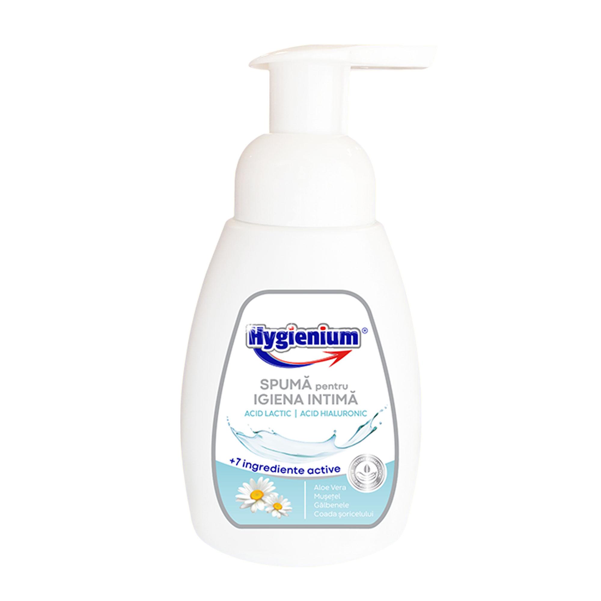 Hygienium Intimate hygiene foam