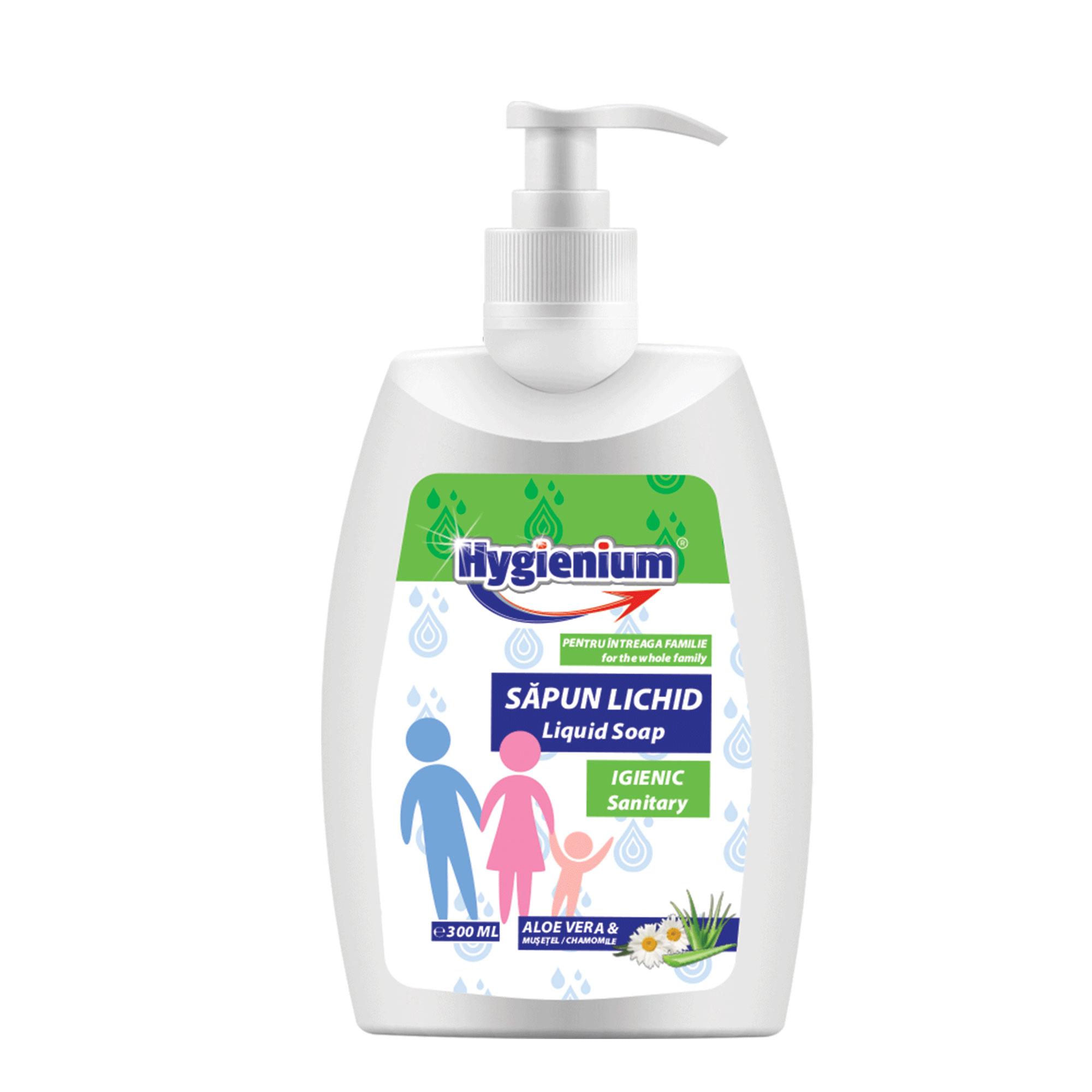 Hygienium Liquid Soap Aloe Vera & Camomile