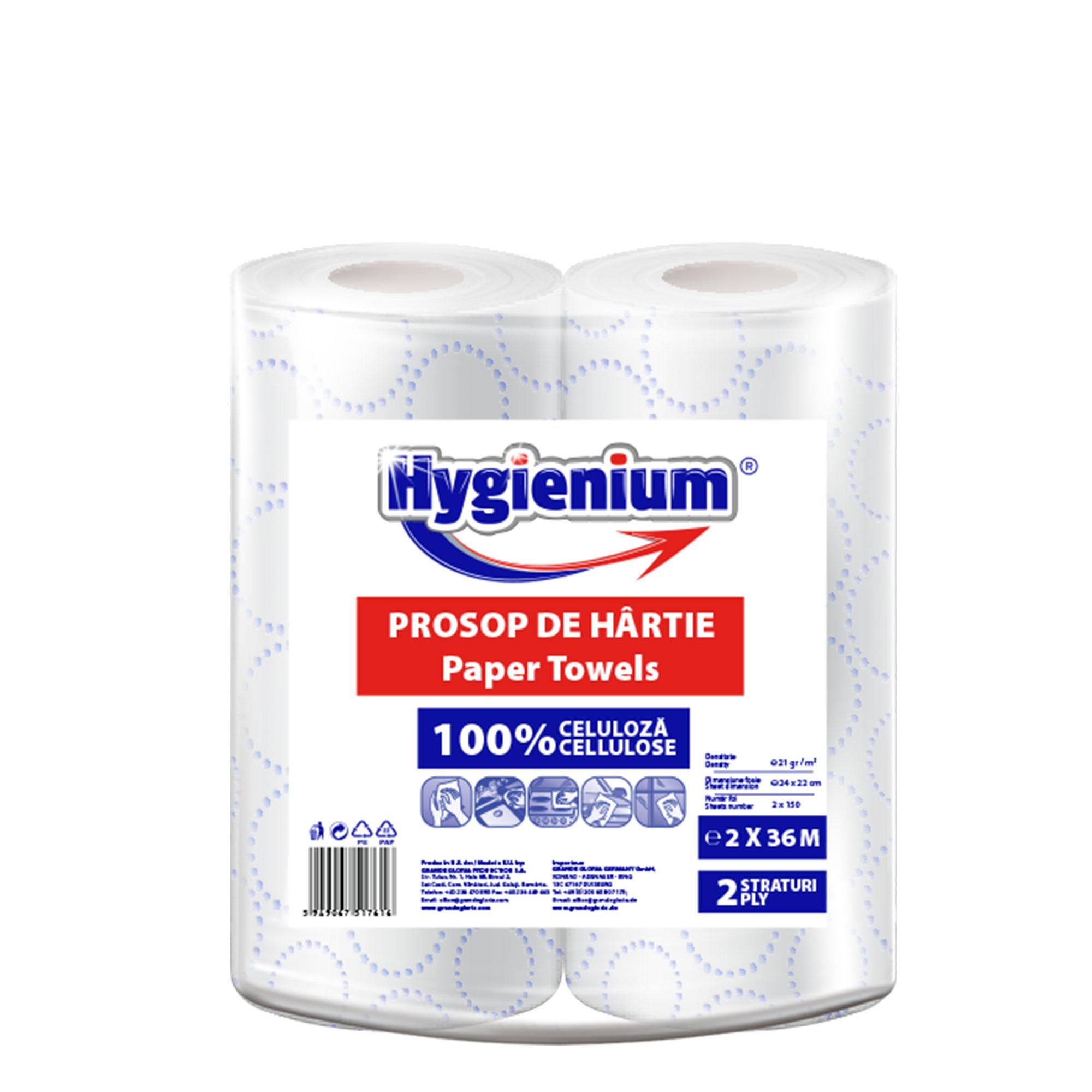 Hygienium Paper Towel 2x36 m