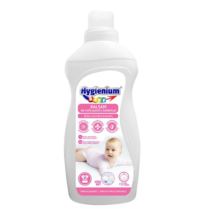 Hygienium BABY Laundry Softener
