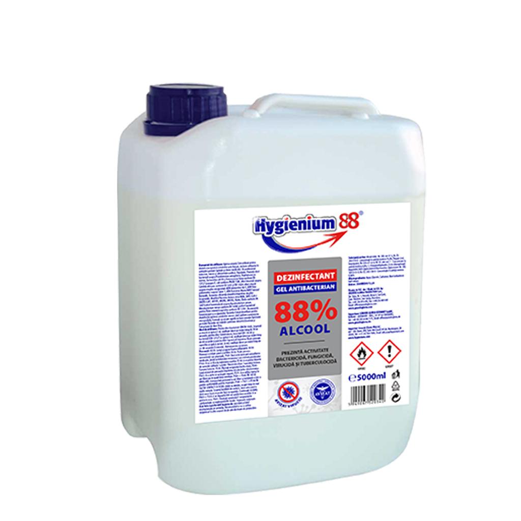 Hygienium Antibacterial Gel 88% 5L