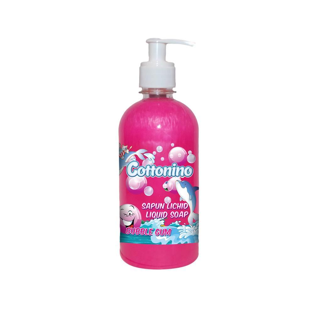 COTTONINO LIQUID SOAP BUBBLE GUM