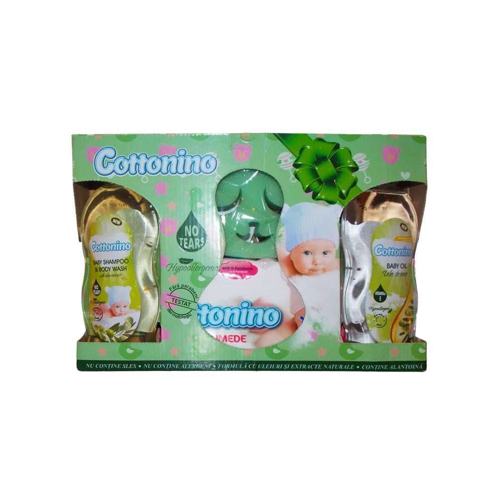 COTTONINO GIFT PACK GREEN