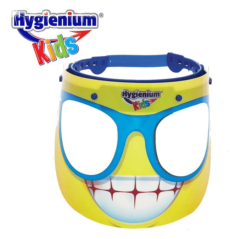Hygienium KIDS Face Shield Crazy Face