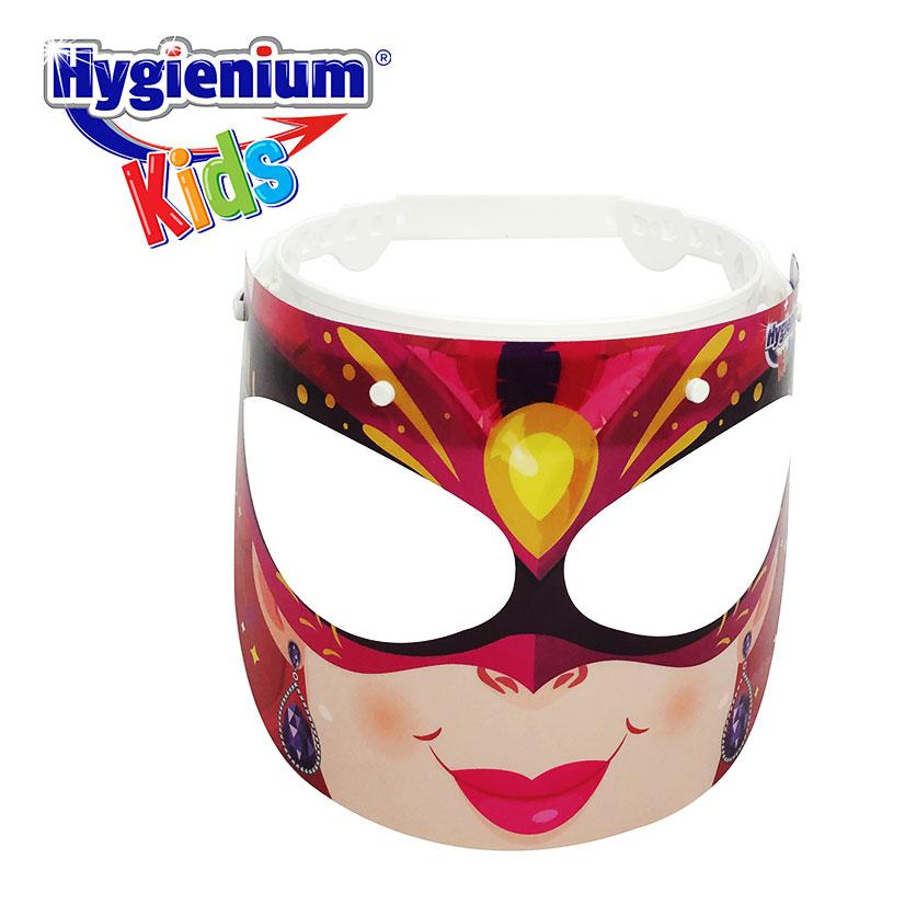Hygienium KIDS Face Shield Mysterious Girl