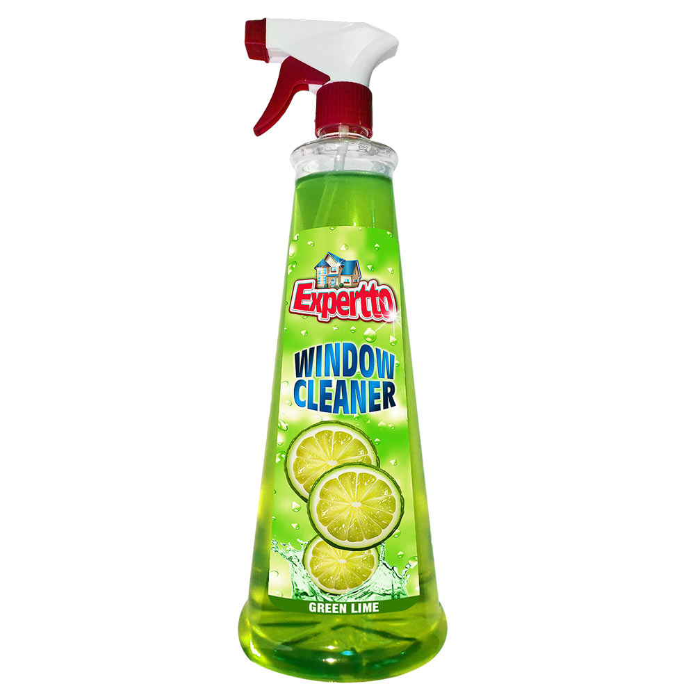EXPERTTO GLASS CLEANER LIME FRESH
