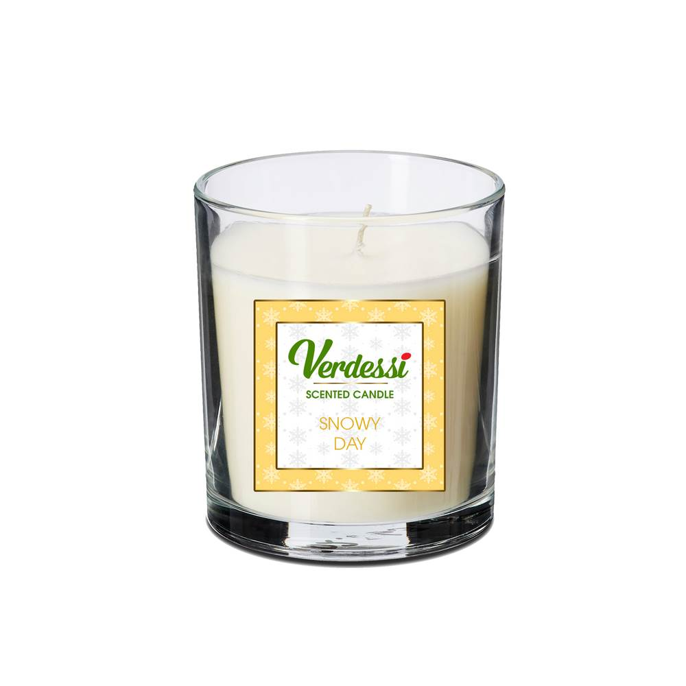 VERDESSI SCENTED CANDLE SNOW DAY