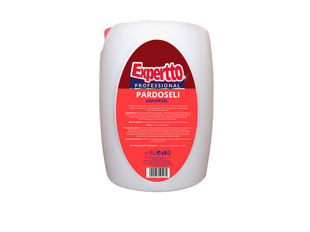 Expertto Detergent Pentru Pardoseli